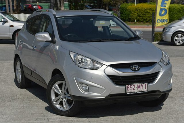 Used Hyundai ix35 Elite AWD, Southport, 2010 Hyundai ix35 Elite AWD Wagon