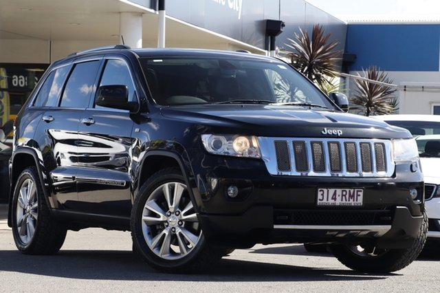 Used Jeep Grand Cherokee Limited 70th Anniversary, Toowong, 2011 Jeep Grand Cherokee Limited 70th Anniversary Wagon