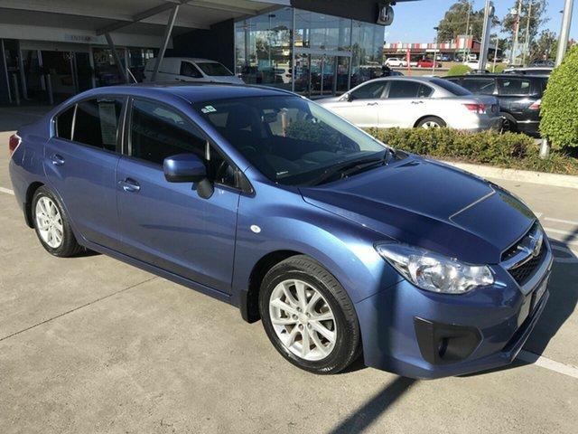 Discounted Used Subaru Impreza 2.0i-L Lineartronic AWD, Yamanto, 2013 Subaru Impreza 2.0i-L Lineartronic AWD Sedan