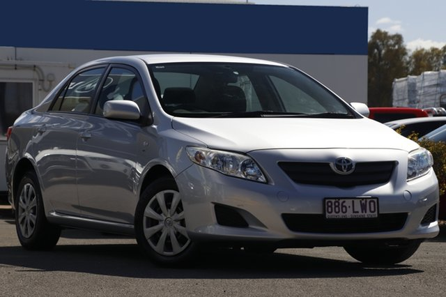 Used Toyota Corolla Ascent, Toowong, 2009 Toyota Corolla Ascent Sedan