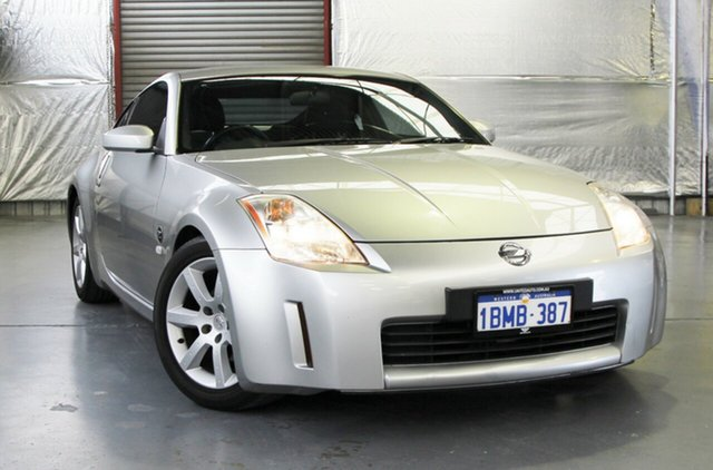 Used Nissan 350Z Touring, Myaree, 2003 Nissan 350Z Touring Coupe