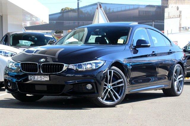 Demonstrator, Demo, Near New BMW 430i Gran Coupe, Brookvale, 2018 BMW 430i Gran Coupe Coupe