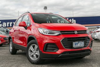 Demonstrator, Demo, Near New Holden Trax LS (5YR), Oakleigh, 2018 Holden Trax LS (5YR) TJ MY18 Wagon
