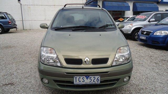 Used Renault Scenic Dynamique, Seaford, 2004 Renault Scenic Dynamique Hatchback