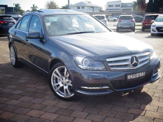 Discounted Used Mercedes-Benz C250 CDI Avantgarde 7G-Tronic +, Southport, 2013 Mercedes-Benz C250 CDI Avantgarde 7G-Tronic + Sedan