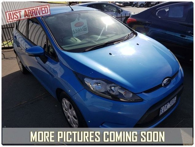 Used Ford Fiesta Econetic, Cheltenham, 2010 Ford Fiesta Econetic Hatchback