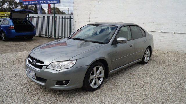 Used Subaru Liberty AWD, Seaford, 2007 Subaru Liberty AWD Sedan