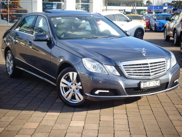 Discounted Used Mercedes-Benz E350 Elegance 7G-Tronic, Southport, 2009 Mercedes-Benz E350 Elegance 7G-Tronic Sedan