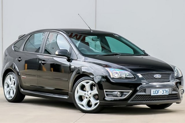 Used Ford Focus XR5 Turbo, Pakenham, 2007 Ford Focus XR5 Turbo Hatchback