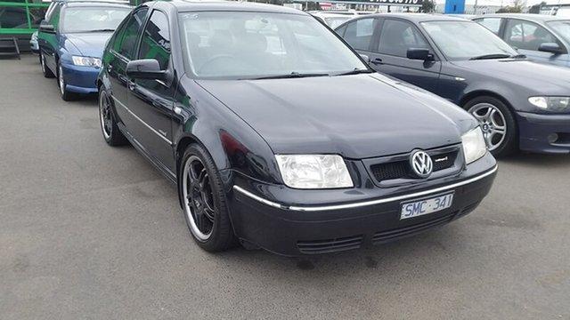 Used Volkswagen Bora V5, Cheltenham, 2002 Volkswagen Bora V5 Sedan