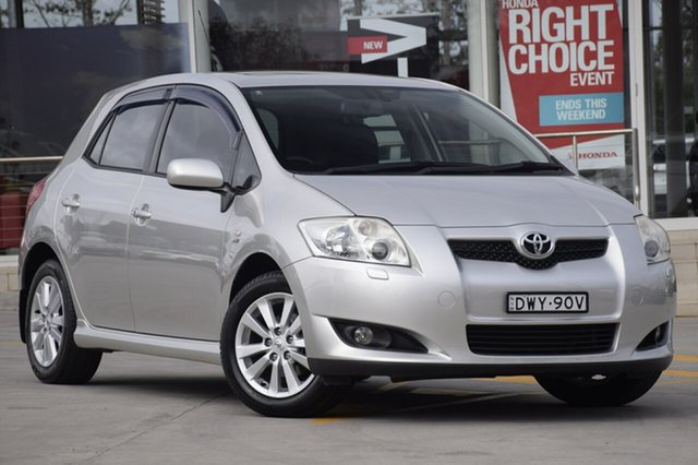 Used Toyota Corolla Levin ZR, Southport, 2008 Toyota Corolla Levin ZR Hatchback