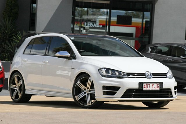 Used Volkswagen Golf R 4MOTION, Moorooka, Brisbane, 2016 Volkswagen Golf R 4MOTION Hatchback