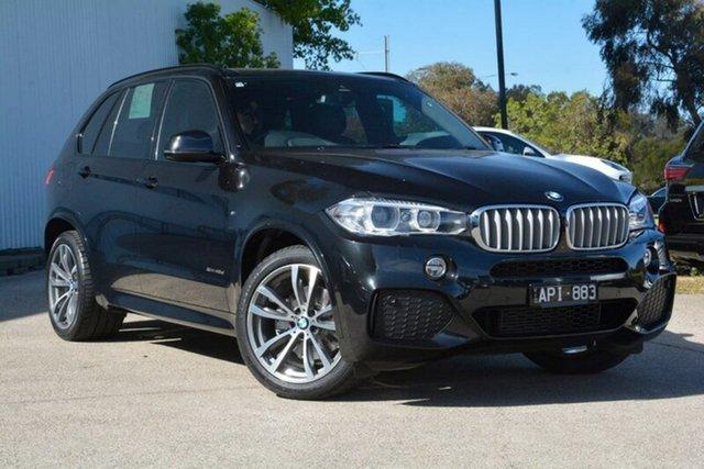 Used BMW X5 xDrive40d, Elsternwick, 2015 BMW X5 xDrive40d Wagon