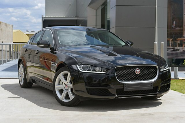 Demonstrator, Demo, Near New Jaguar XE 20T Prestige, Springwood, 2018 Jaguar XE 20T Prestige Sedan