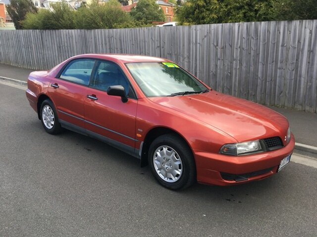 Used Mitsubishi Magna Executive, North Hobart, 2001 Mitsubishi Magna Executive Sedan