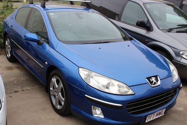 Used Peugeot 407 ST HDI Comfort, Underwood, 2006 Peugeot 407 ST HDI Comfort Sedan