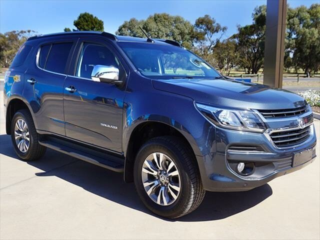 New Holden Trailblazer LTZ, Berri, 2018 Holden Trailblazer LTZ Wagon