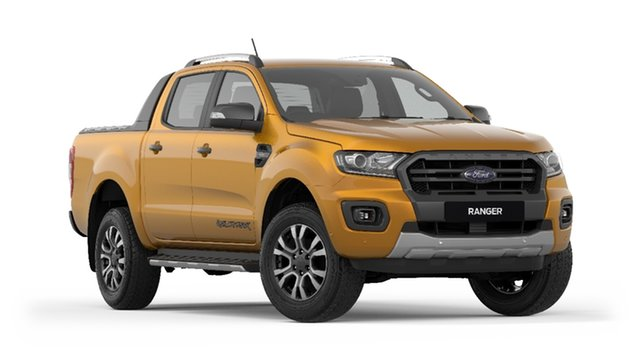 New Ford Ranger Wildtrak Pick-up Double Cab, Warwick Farm, 2019 Ford Ranger Wildtrak Pick-up Double Cab Utility