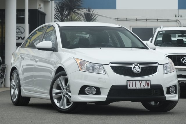 Used Holden Cruze SRi-V, Toowong, 2014 Holden Cruze SRi-V Sedan