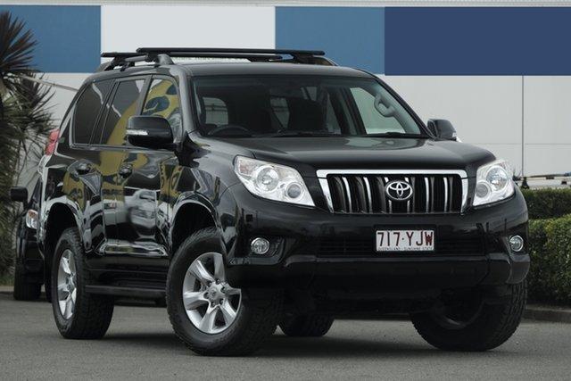 Used Toyota Landcruiser Prado GXL, Bowen Hills, 2012 Toyota Landcruiser Prado GXL Wagon
