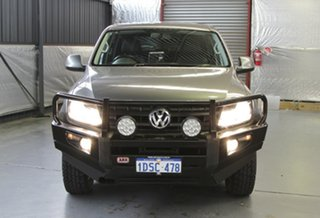 2011 Volkswagen Amarok TDI400 4Mot Trendline Utility.