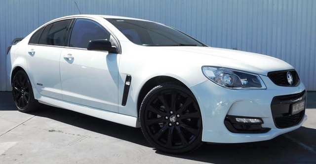 Used Holden Commodore SV6 Black 20Inch Edition, Sebastopol, 2016 Holden Commodore SV6 Black 20Inch Edition Sedan