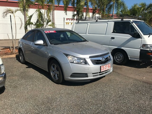 Used Holden Cruze CD, Winnellie, 2010 Holden Cruze CD Sedan
