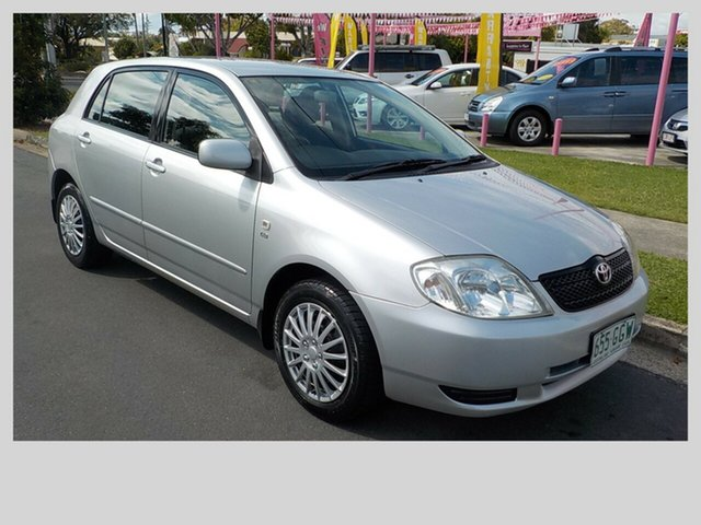 Used Toyota Corolla Conquest, Margate, 2001 Toyota Corolla Conquest Hatchback