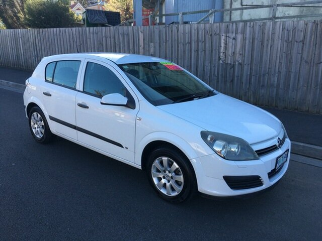 Used Holden Astra CDX, North Hobart, 2005 Holden Astra CDX Hatchback