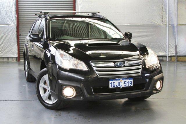 Used Subaru Outback 2.0D AWD Premium, Myaree, 2013 Subaru Outback 2.0D AWD Premium Wagon
