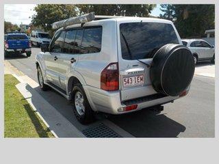 2003 Mitsubishi Pajero GLS Wagon.