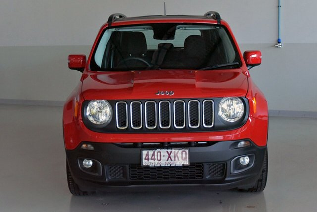 Used Jeep Renegade Longitude DDCT, Southport, 2016 Jeep Renegade Longitude DDCT Hatchback