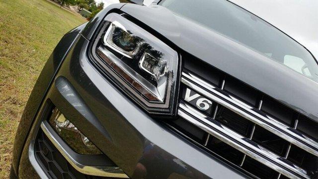 New Volkswagen Amarok TDI550 4MOTION Perm Highline, Tanunda, 2018 Volkswagen Amarok TDI550 4MOTION Perm Highline Utility