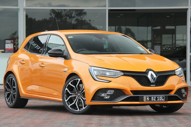 Discounted Demonstrator, Demo, Near New Renault Megane R.S. 280 EDC, Narellan, 2018 Renault Megane R.S. 280 EDC Hatchback
