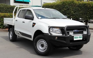 Used Ford Ranger XL Double Cab, Acacia Ridge, 2014 Ford Ranger XL Double Cab PX Utility