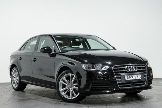 Used Audi A3 Attraction S tronic, Rozelle, 2016 Audi A3 Attraction S tronic Sedan