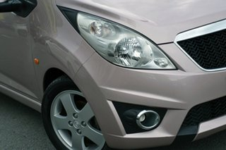 2010 Holden Barina Spark CD Hatchback.