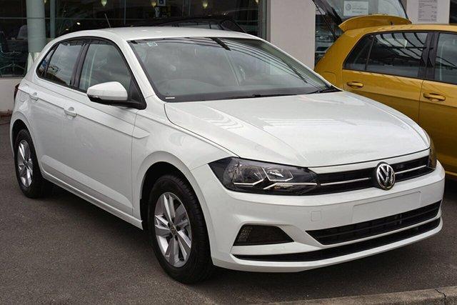 New Volkswagen Polo 85TSI Comfortline, Southport, 2018 Volkswagen Polo 85TSI Comfortline Hatchback