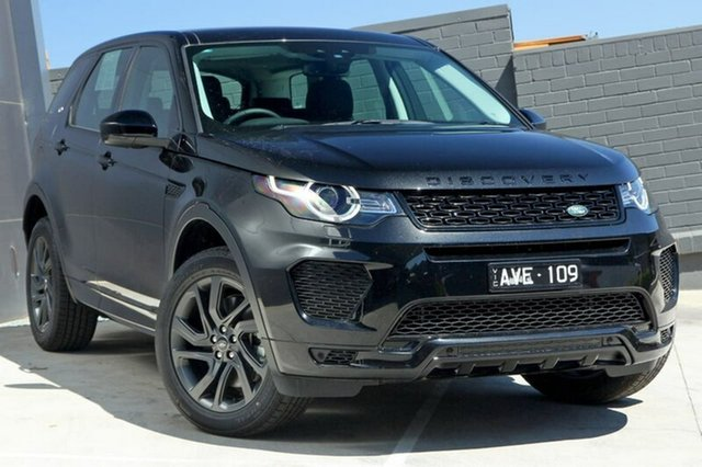 Demonstrator, Demo, Near New Land Rover Discovery Sport Si4 213kW SE, Doncaster, 2017 Land Rover Discovery Sport Si4 213kW SE Wagon