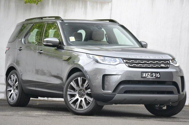 Demonstrator, Demo, Near New Land Rover Discovery SD4 SE, Malvern, 2017 Land Rover Discovery SD4 SE Wagon