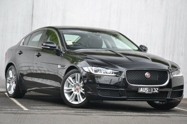 Demonstrator, Demo, Near New Jaguar XE 25T Prestige, Malvern, 2017 Jaguar XE 25T Prestige Sedan