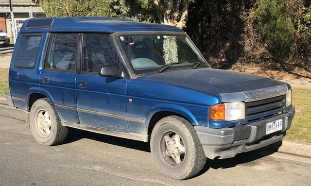 Used Land Rover Discovery S (4x4), Glen Waverley, 1998 Land Rover Discovery S (4x4) Wagon