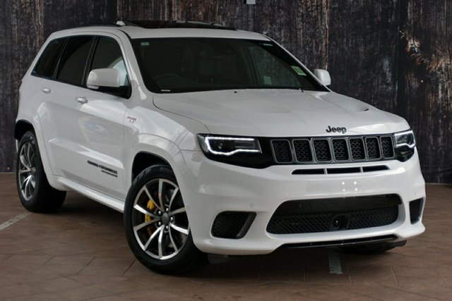 New Jeep Grand Cherokee Trackhawk, Southport, 2018 Jeep Grand Cherokee Trackhawk Wagon