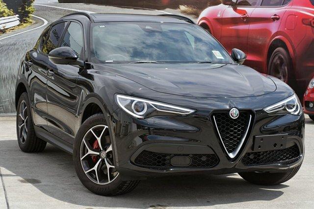 New Alfa Romeo Stelvio AWD, Southport, 2018 Alfa Romeo Stelvio AWD Wagon