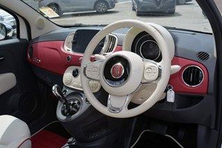 2017 Fiat 500C Convertible.