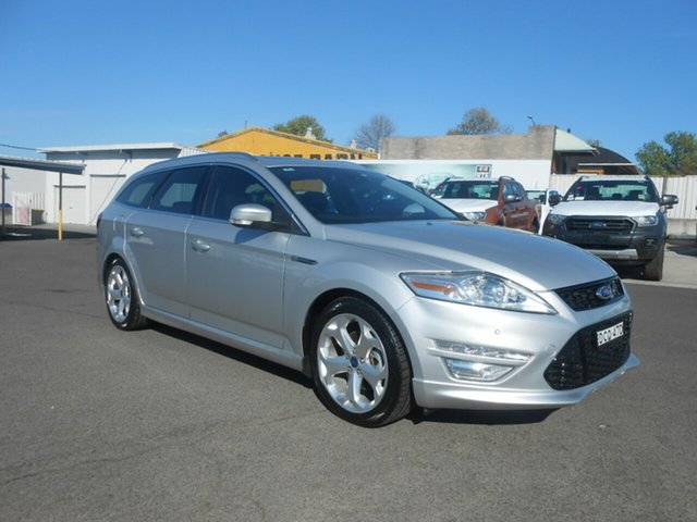 Used Ford Mondeo Titanium PwrShift TDCi, Nowra, 2012 Ford Mondeo Titanium PwrShift TDCi Wagon