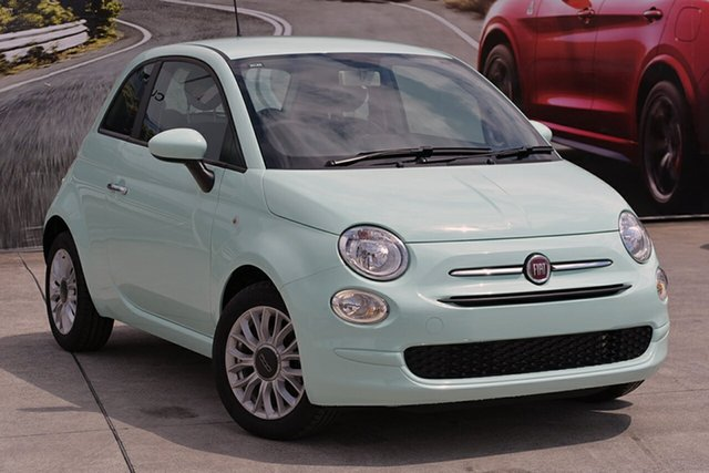 New Fiat 500 Pop Dualogic, Southport, 2018 Fiat 500 Pop Dualogic Hatchback
