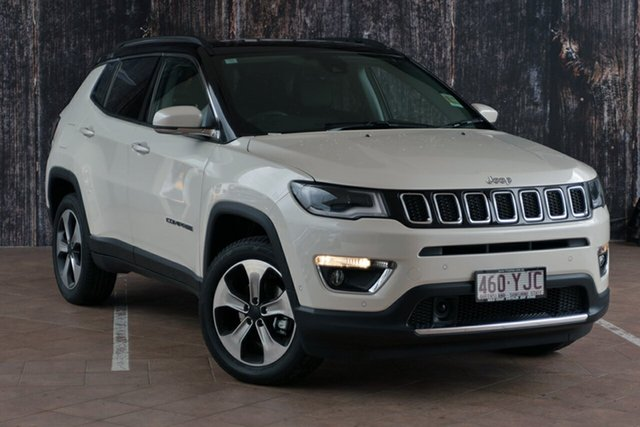 Demonstrator, Demo, Near New Jeep Compass Limited, Southport, 2018 Jeep Compass Limited Wagon