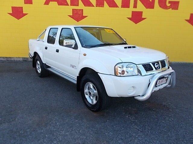Used Nissan Navara ST-R, Winnellie, 2012 Nissan Navara ST-R Utility