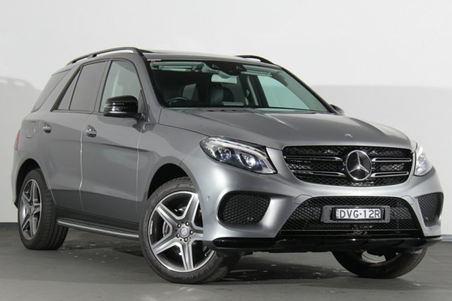 Discounted Used Mercedes-Benz GLE250 d 9G-TRONIC 4MATIC, Narellan, 2015 Mercedes-Benz GLE250 d 9G-TRONIC 4MATIC SUV